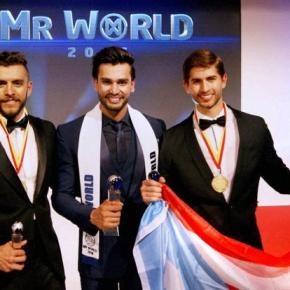 and Mr. World 2016 is India's Rohit Khandelwal!