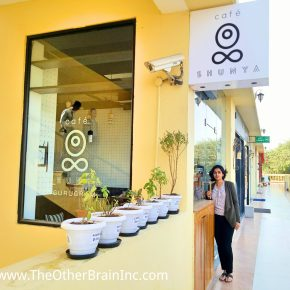 Cafe Shunya, Gurgaon – Restaurant Review
