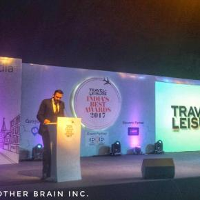 India's Best in Travel Industry Get Awarded at IBA2017 by Travel + Leisure India & South Asia