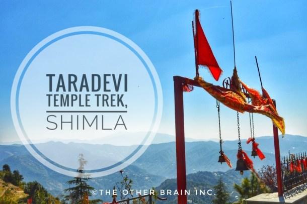 Taradevi Temple Trek Shimla