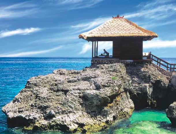 At Ayana Resort, Bali