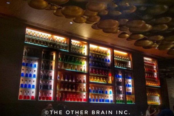 Bottles Up - Rice Restaurant - Radisson Blu Hotel Dwarka