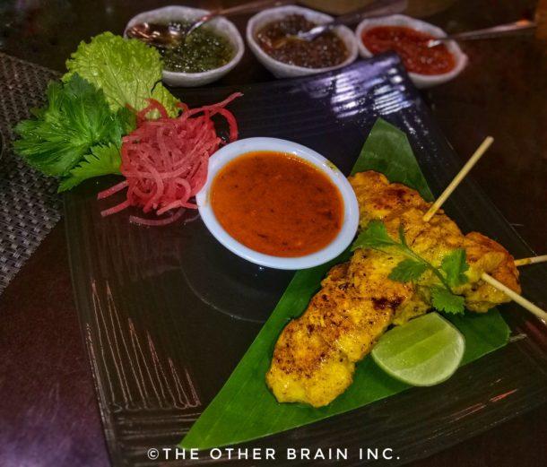 Thai Street Food anyone! - Rice Restaurant - Radisson Blu Hotel Dwarka