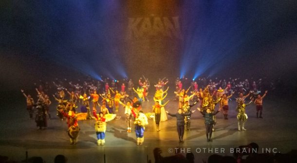 Spectacular is an understatement for Kaan Show, Pattaya..