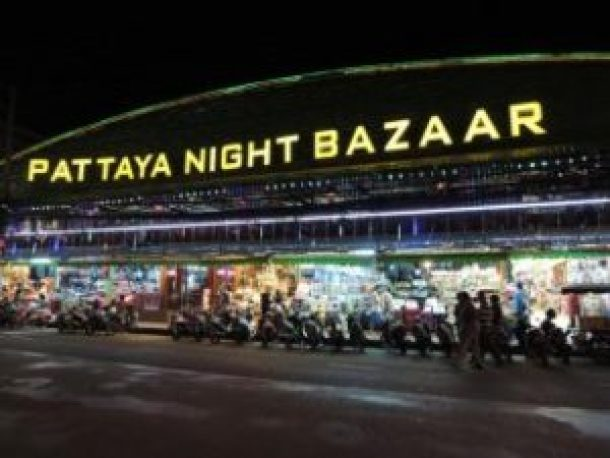 Shop till you drop at Pattaya Bazaar on a Girl Gang trip - Pattaya