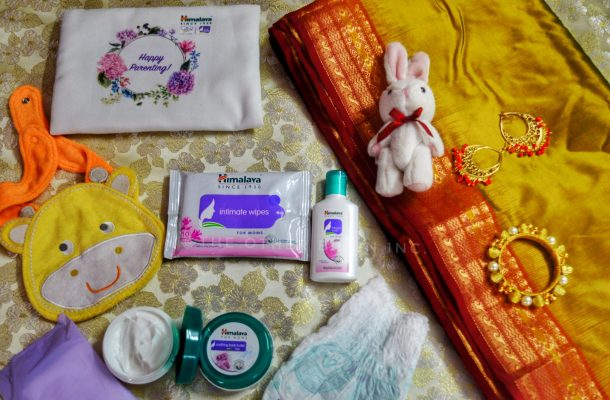 Himalaya Intimate Wash & Wipes for Moms