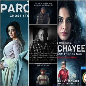 Bonding with Ruskin Bond's Ghost Stories in Their First Time Screen Adaptation!