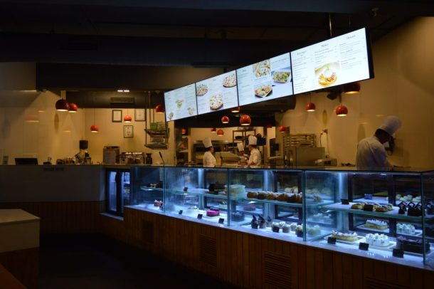 Zolocrust Bakery and Pizzeria at Clarks Amer Jaipur