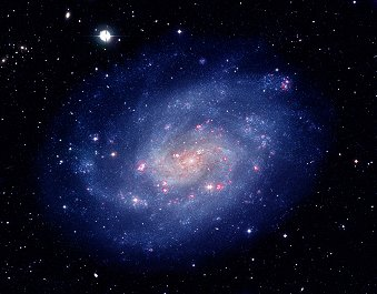 I am a speck in the Universe of God