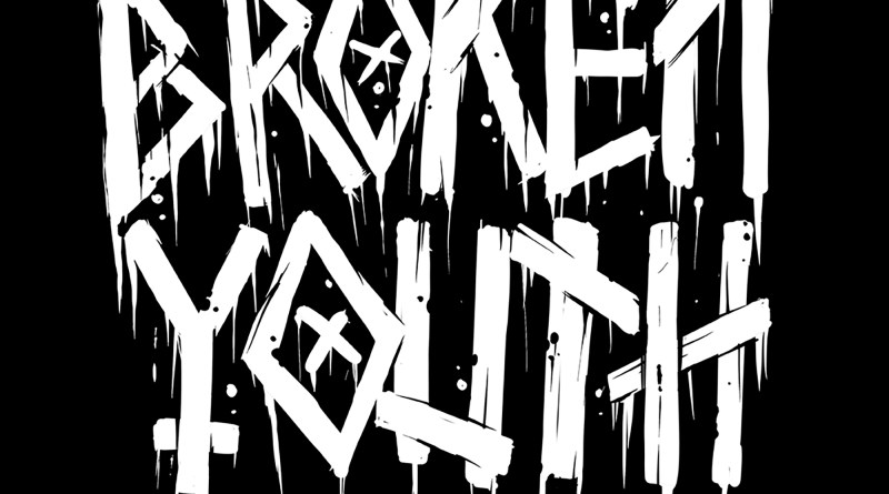 Danny Wright Broken Youth Cover
