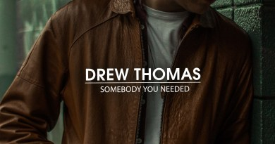 Drew Thomas Somebody You Needed Cover