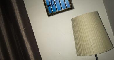 Parker Sounds Prison Cell cover