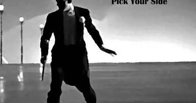 Pete Gardiner Pick Your Side cover
