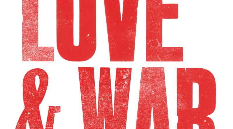 Andreas S Jensen Love and War cover