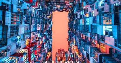 Boogatronic Soul Horizon cover