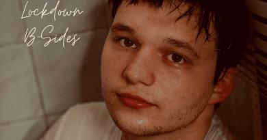 Finn Forster Lockdown B-Sides cover
