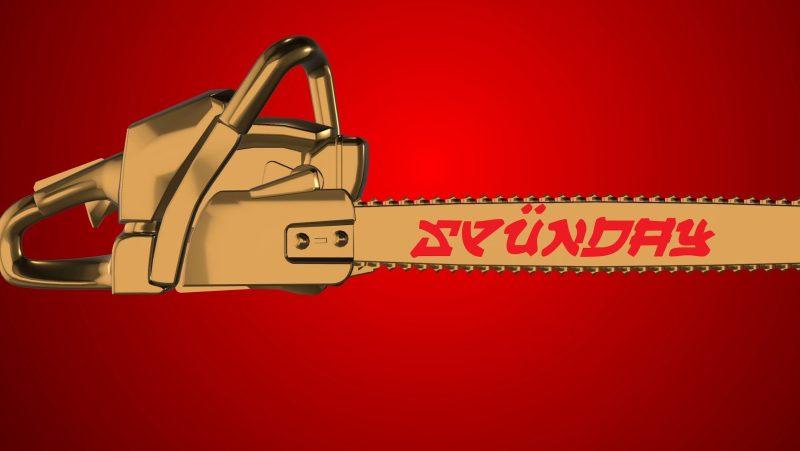 SpünDay Chainsaw