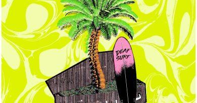 Deaf Surf Strangers cover