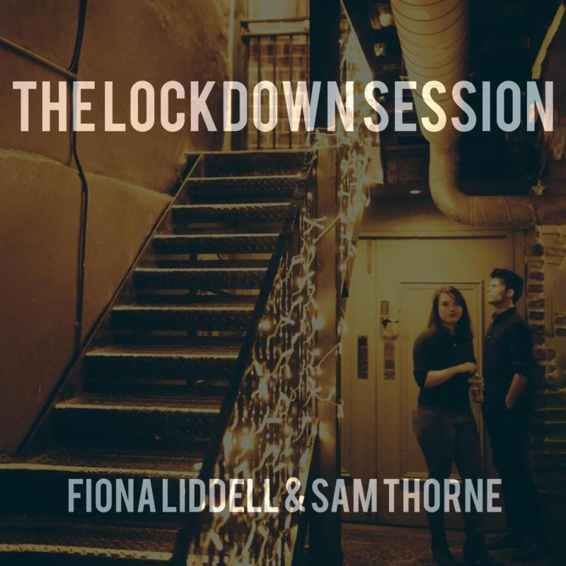 Fiona Liddell The Lockdown Session cover