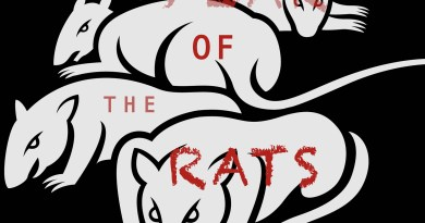 James Myhill Year of the Rats cover