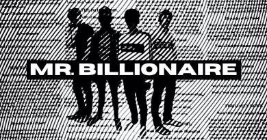 Jupiter's Beard Mr Billionaire cover