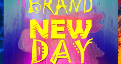 AREEN Brand New Day cover
