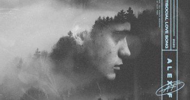 Alex Frew Antisocial Love Song Artwork