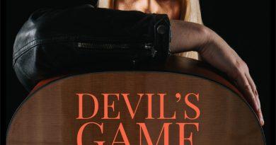 Chloe Chadwick Devil's Game cover