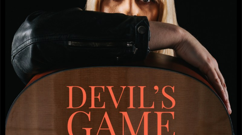Chloe Chadwick Devil's Game cover
