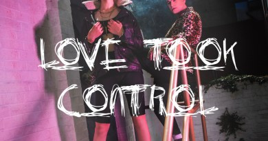 EchoStorms Love Took Control cover