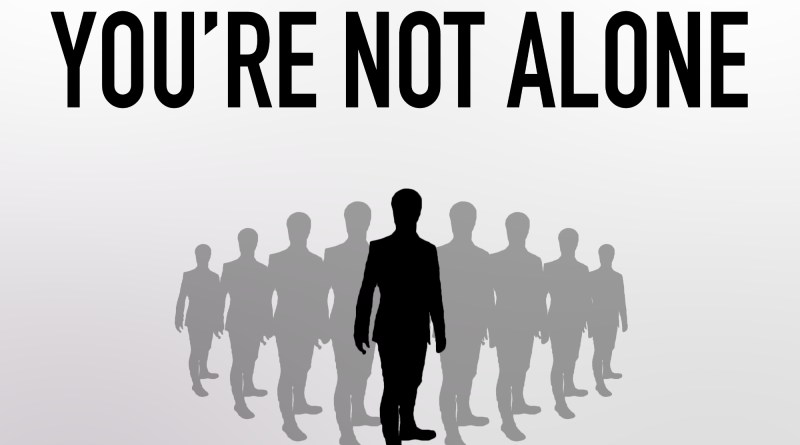Josef Pitura-Riley You're Not Alone cover
