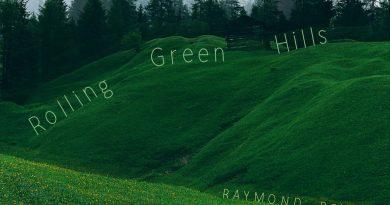 Raymond Revel Rolling Green Hills cover