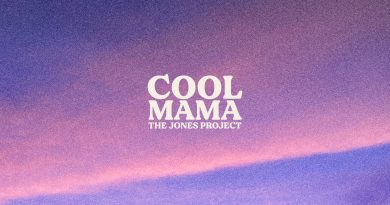 The Jones Project Cool Mama cover
