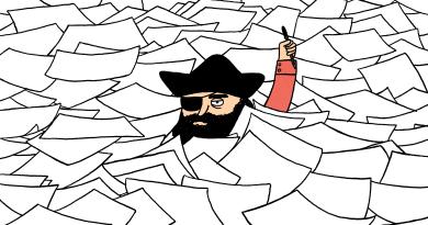 Atari Pilot Blank Pages artwork