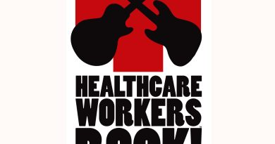 Random Acts of Kindness Healthcare Workers Rock artwork