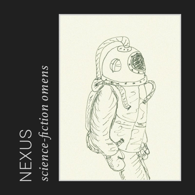 Nexus Science-Fiction Omens cover