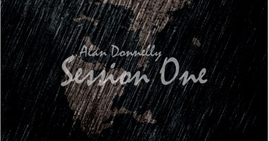 Alan Donnelly Session One cover