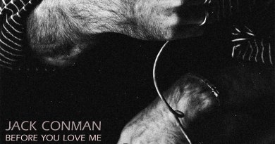 Jack Conman Before You Love Me cover