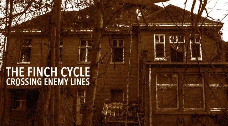The Finch Cycle Crossing Enemy Lines cover