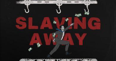 crux slaving away