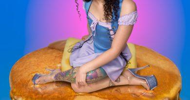Sara Henya Pancakes artwork