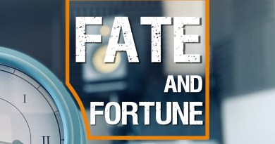 Answer Back Fate and Fortune cover