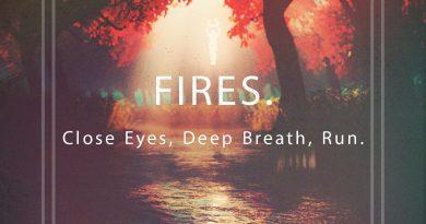 FIRES Close Eyes, Deep Breath, Run cover