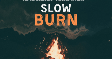 Andreas Grannes Slow Burn cover