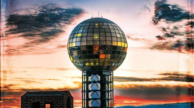 David Clifton Marble City Skyline cover