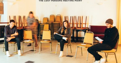 Alex Ohm The Lost Persons Meeting Point cover