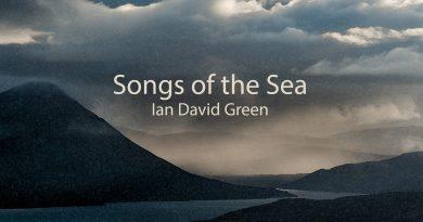 Ian David Green Songs of the Sea cover