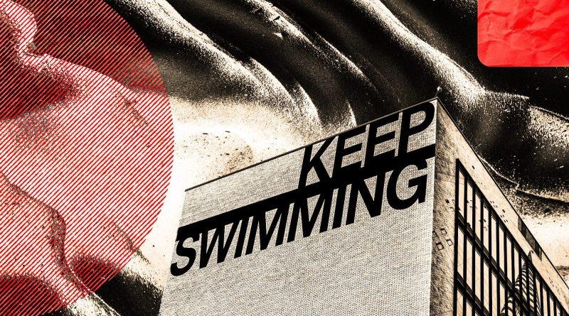 Lyena Keep Swimming cover