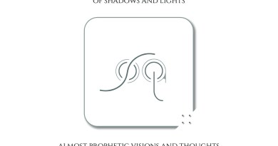 Of Shadows and Lights Almost Prophetic Visions and Thoughts cover