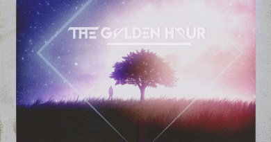 The Golden Hour Memoirs of a Future I single cover